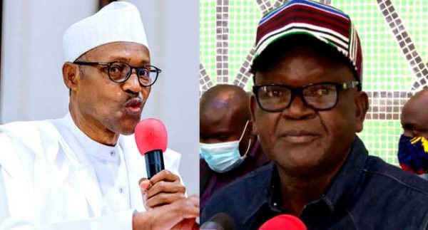 Ortom To Invite Buhari To Commission Projects