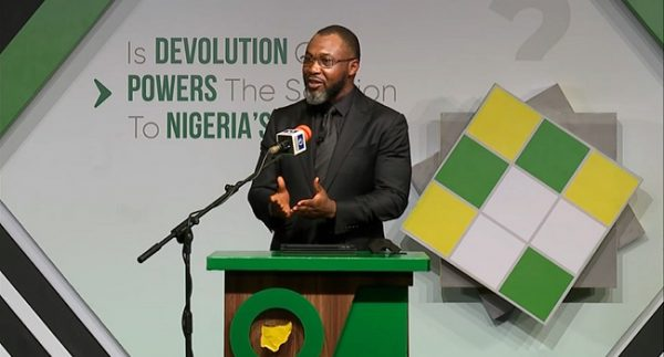 State Govts Are Running Away From Responsibilities – Chidoka