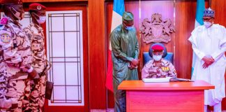 'We'll Help In All Ways We Can', Buhari Assures Chadian Transitional Leader