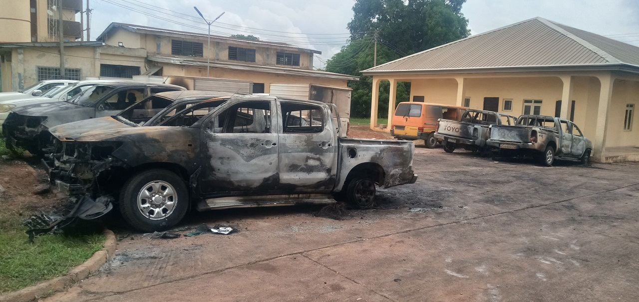 What Are The Motives Behind Attacks On INEC Offices?