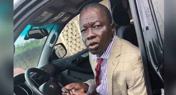 Pastor Mayomi Ogedengbe