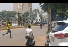 Thugs disrupt protest in Kaduna