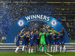 Chelsea Triumphs In UCL Final
