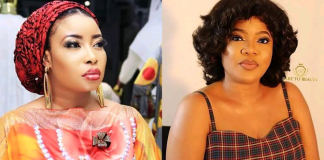 """""""She Called My Child An Imbecile"""" - Lizzy Anjorin Reignites Feud With Toyin Abraham"""