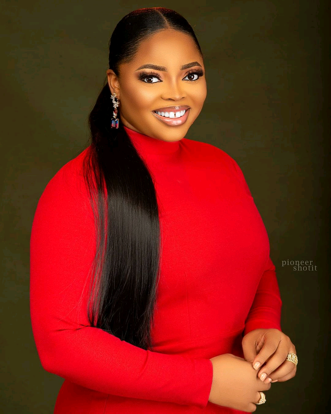 Don't Be Pressured Into Doing A Wedding You Can't Afford - Actress Juliana Olayode