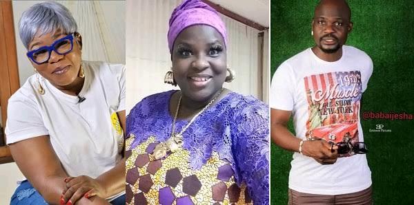 Baba Ijesha's Rape Case: Ada Ameh Slams Colleague, Bukky Black For Defending Baba Ijesha