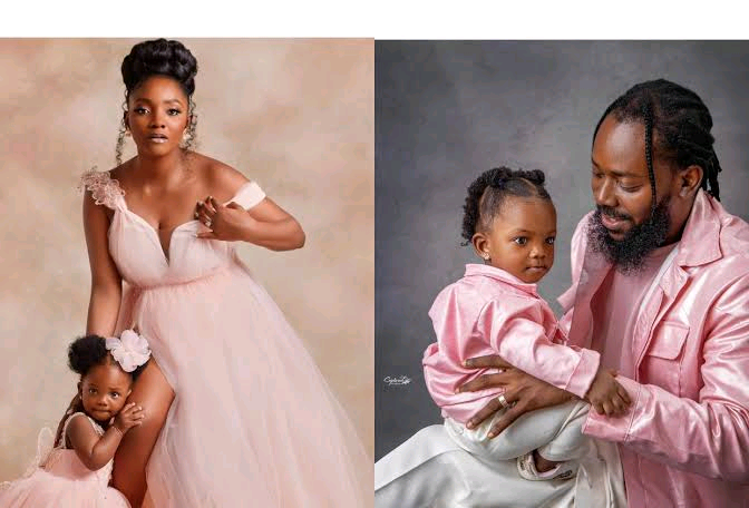 Simi, Adekunle Gold Release New Song To Celebrate Daughter's Birthday