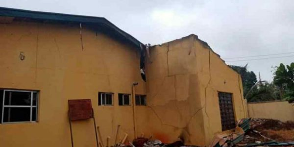 BREAKING: Another INEC Office Razed In South-East — 12th Incident In 2021