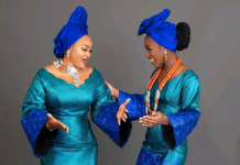 Mercy Aigbe Congratulates Daughter, Michelle For Gaining 1M Instagram Followers