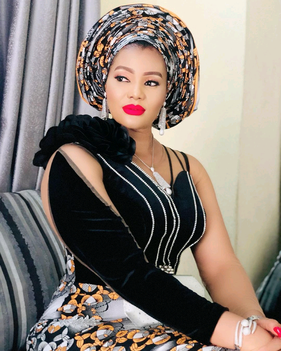 Any Man That Can Control His Sexual Urge Has Solved 80% Of His Problems On Earth — Actress Nkiru Umeh