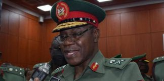 'Join Us In Securing Nigeria,' Army Chief Appeals To Nigerians