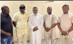 NANS Meets Sheikh Gumi, Seeks Release Of Abducted Students
