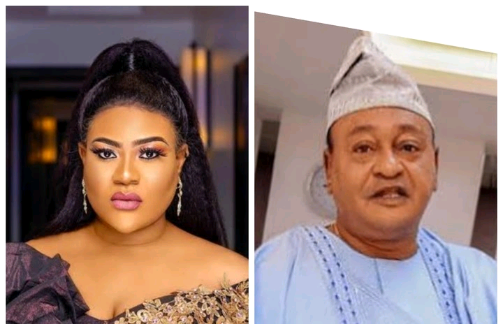 Nkechi Blessing Sparks Feud With Jide Kosoko Over TAMPPAN Ban