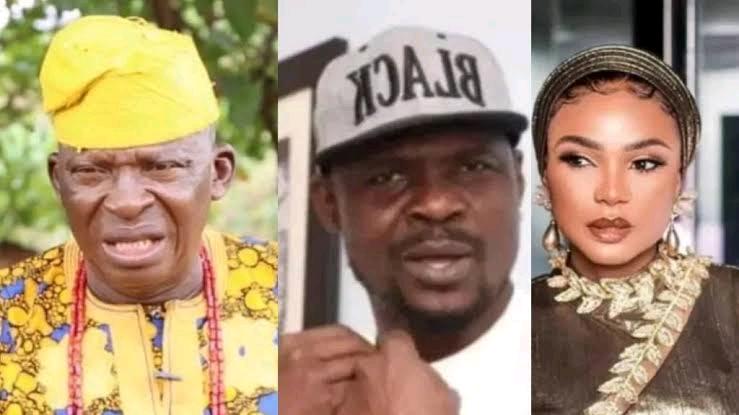 """Iyabo Ojo Refused To Hear My Plea,"" Yoruba Actor Olofa Ina Says As He Defends Baba Ijesha"