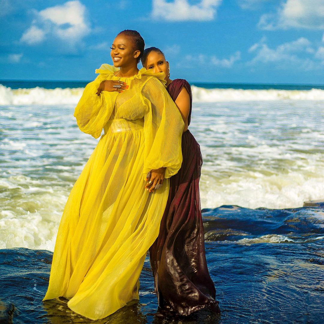 Singer Waje Tackles Trolls Who Slammed Her For Celebrating Herself On Father's Day