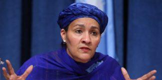 Buhari Tips Amina Mohammed To Become Next UN Secretary-General