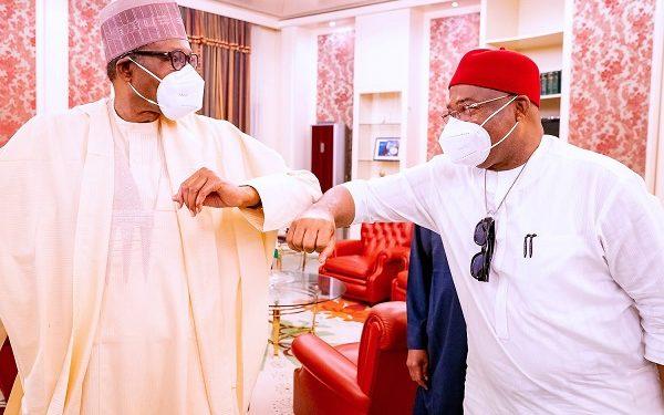 Buhari To Visit Imo On Thursday, Says Uzodinma