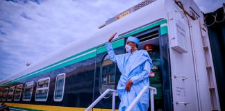 Buhari Returns To Abuja After Sallah Holiday In Daura