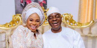 Tope Alabi Celebrates Oyedepo On Father's Day