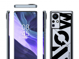Infinix might be releasing a New Phone that comes with 160W Charging