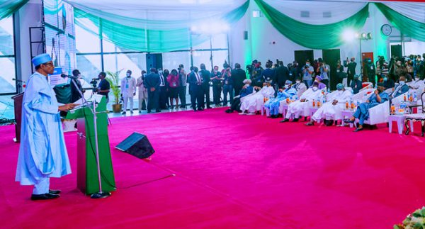 We Are Recruiting 10,000 Police Officers – Buhari