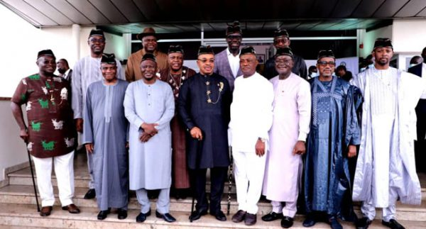 Buhari's Spokespersons Are 'His Greatest Undoing' – PDP Governors