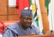 'Nigeria Is Poor' — Lawan Insists On Borrowing To Fund Infrastructure