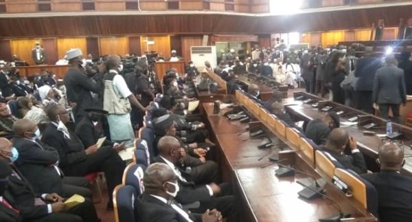 CJN Swears-In 18 Court Of Appeal Judges