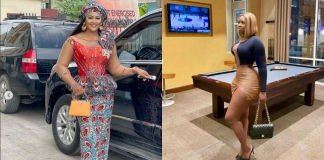 'Speak For Yourself,' Actress Uche Elendu Knocks Princess Shyngle Over Her Statement That Men And Women Can't Be Besties