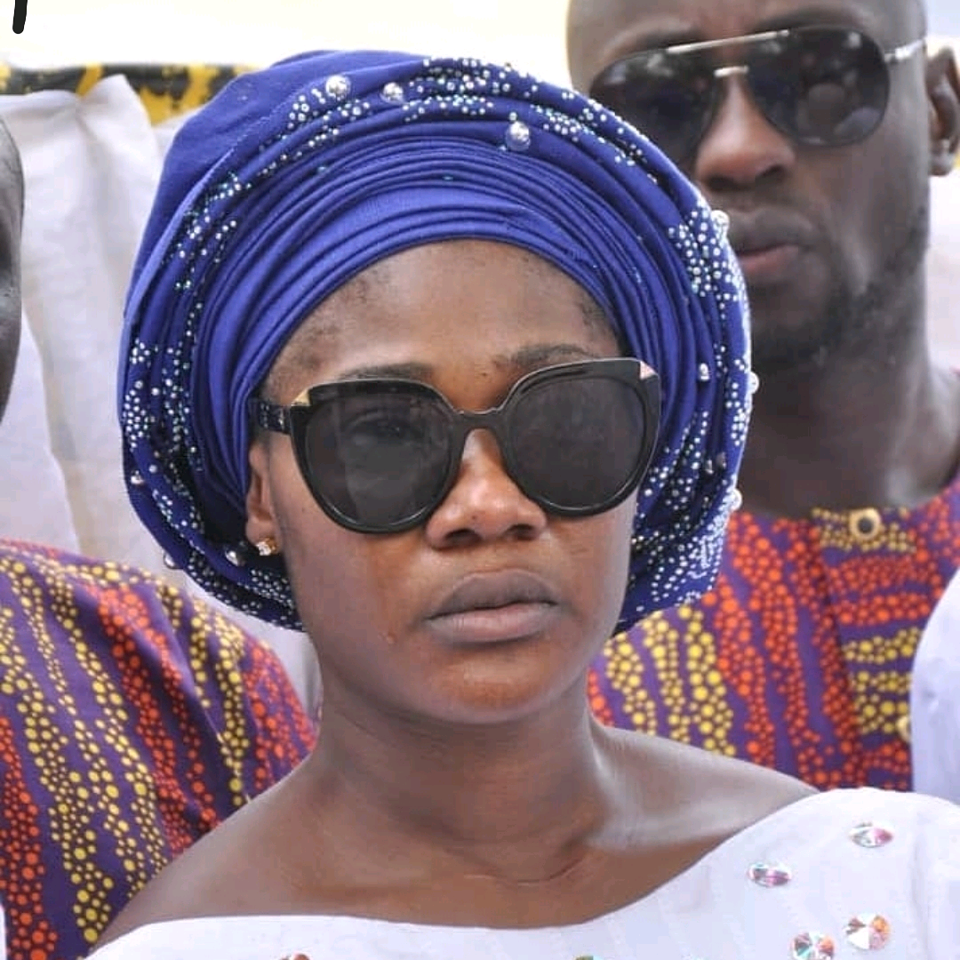 Mercy Johnson Okojie Mourns TB Joshua
