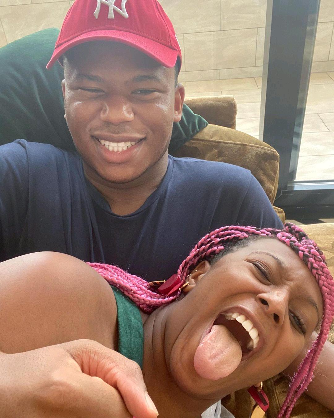 DJ Cuppy Celebrates Her Brother, Fewa Otedola As He Clocks 21