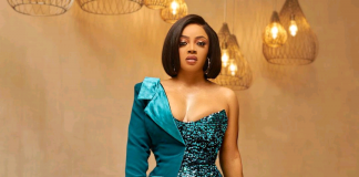 Father's Day: Unless You're Dead Or At War, You Have Zero Excuse To Be A Deadbeat Father: Toke Makinwa