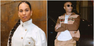 Alicia Keys Lauds Wizkid's 'Made In Lagos' Album