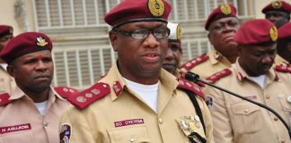FRSC To Clamp Down On Driver's License Violators, Vehicles Without Speed Limiting Devices