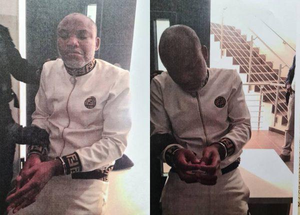 Nnamdi Kanu Preaching Unity In DSS Custody, Says Lawyer