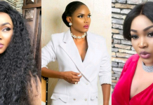 """""""We've Unblocked Each Other,"""" Iyabo Ojo Says As She Celebrates Mercy Aigbe's Son"""
