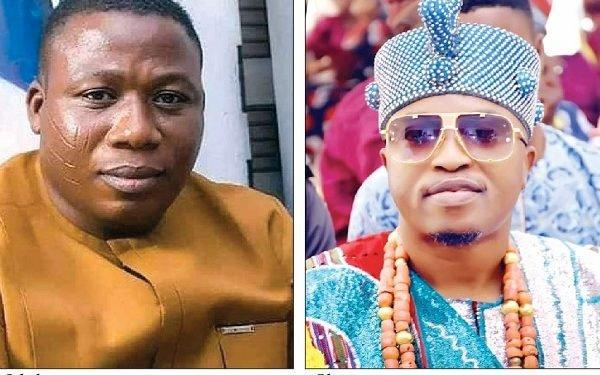 Igboho Disowns Oluwo's Intervention, Stands By Yoruba Nation Agitation
