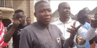 Igboho To FG: I'm Not Nigeria's Problem… Don't Intimidate Me For Ensuring Peace In South-West