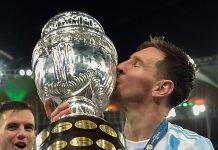 Argentina Defeats Brazil To Win Copa America
