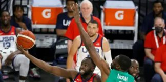 Nigeria Upset US In Pre-Olympic Basketball Game