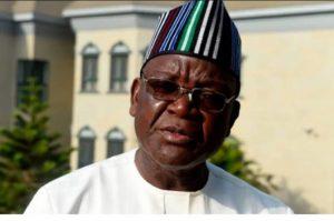 Zoning Not Nigeria's Problem -Ortom