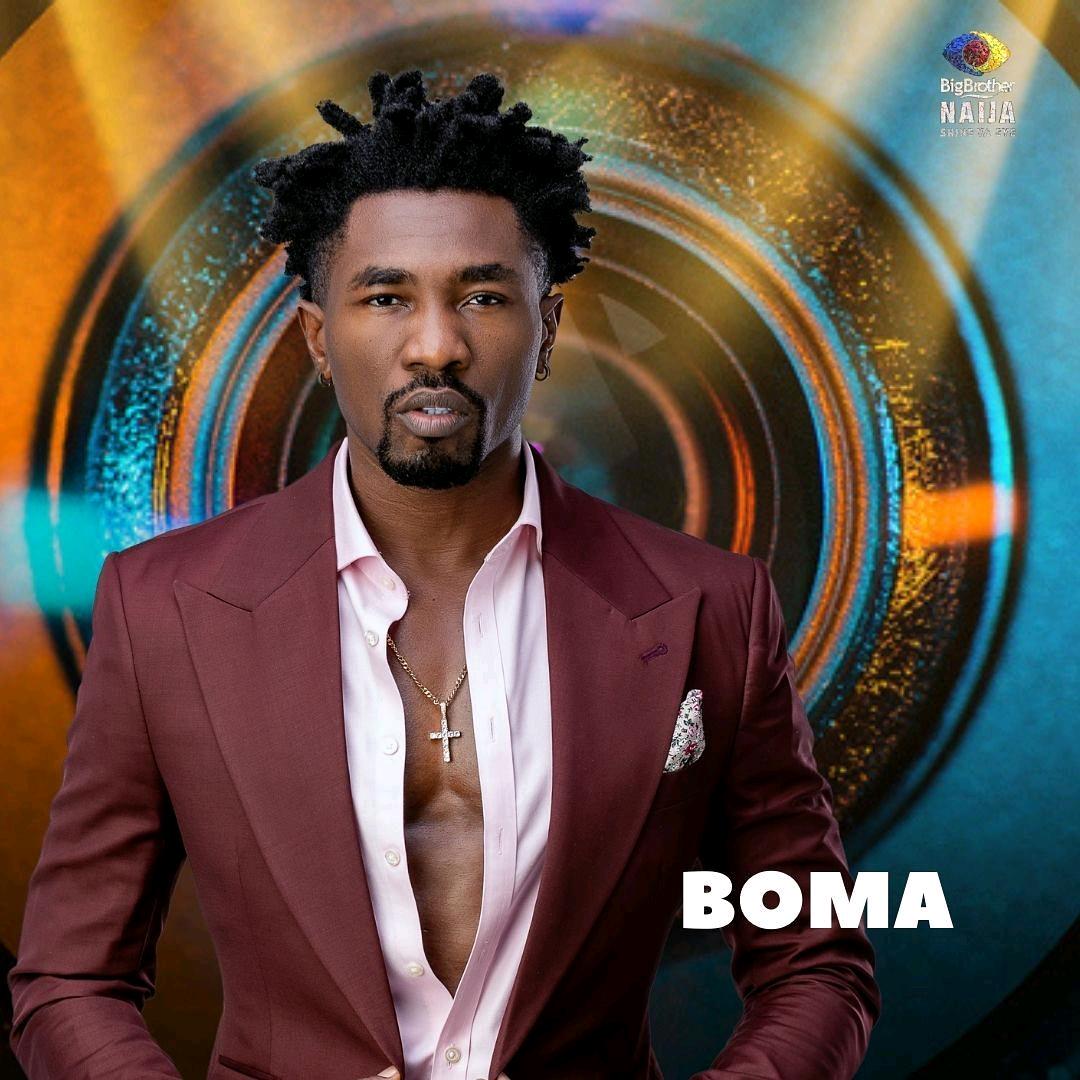 BBNaija Shine Ya Eye: Celebrities Throw Weight Behind Boma