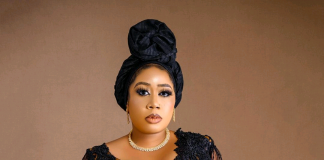Sex Before Marriage Is A Sin - Actress Moyo Lawal