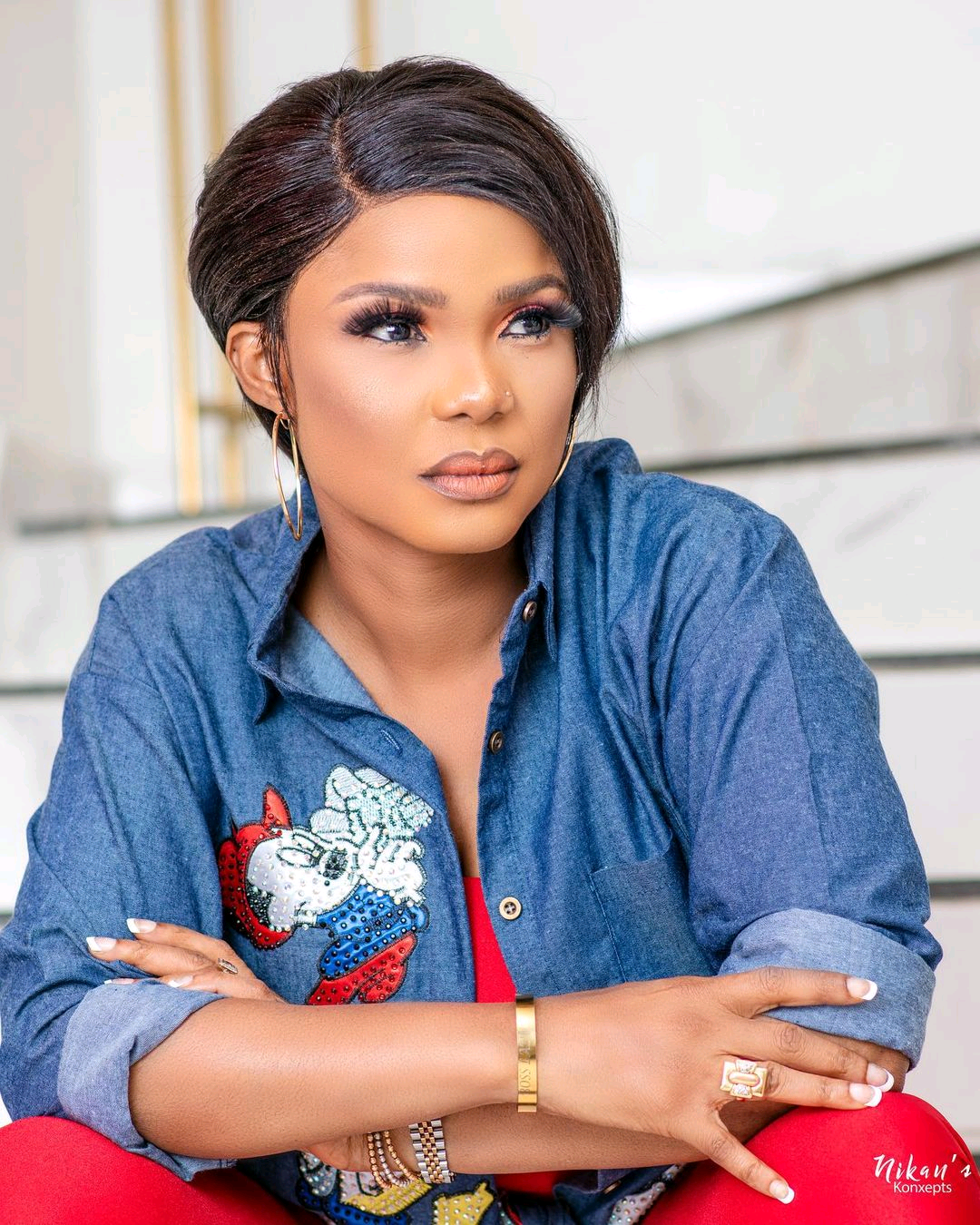 Baba Ijesha: Iyabo Ojo Reacts To Video Of Traditionalist Saying She Will Suffer And Die