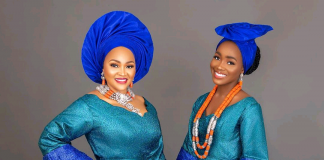 Mercy Aigbe Celebrates Her Daughter, Michelle As She Clocks 20