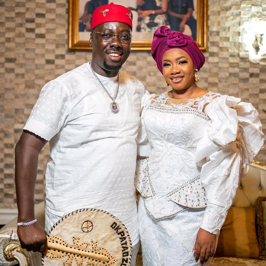 Obi Cubana's Wife Breaks Silence On Ritual Claims