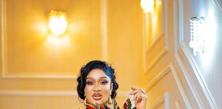 Tonto Dikeh Slams Follower For Saying She Misled Young Women