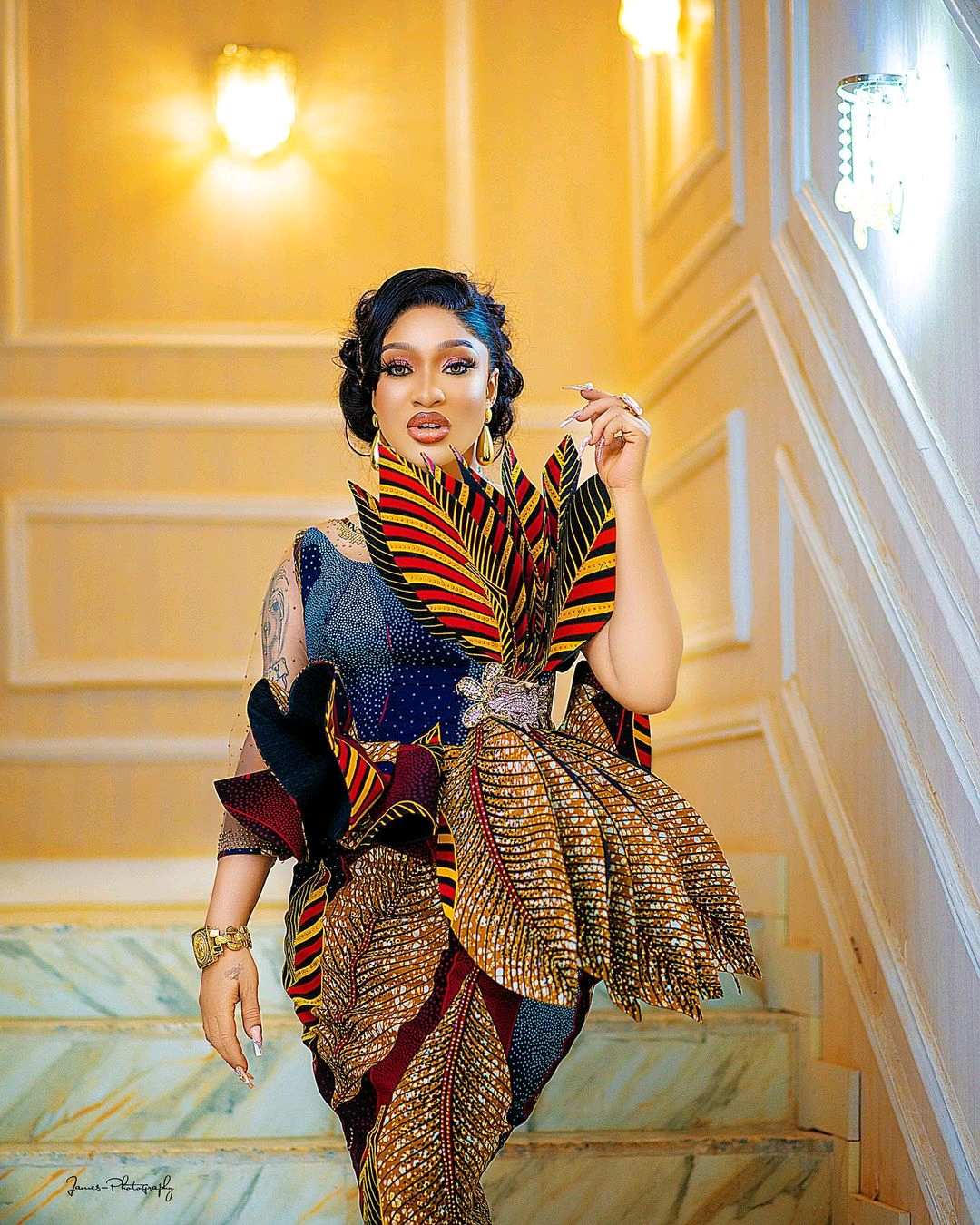 Having A Man Stand With Me As My Head Has Been One Of My Secret Prayers - Tonto Dikeh