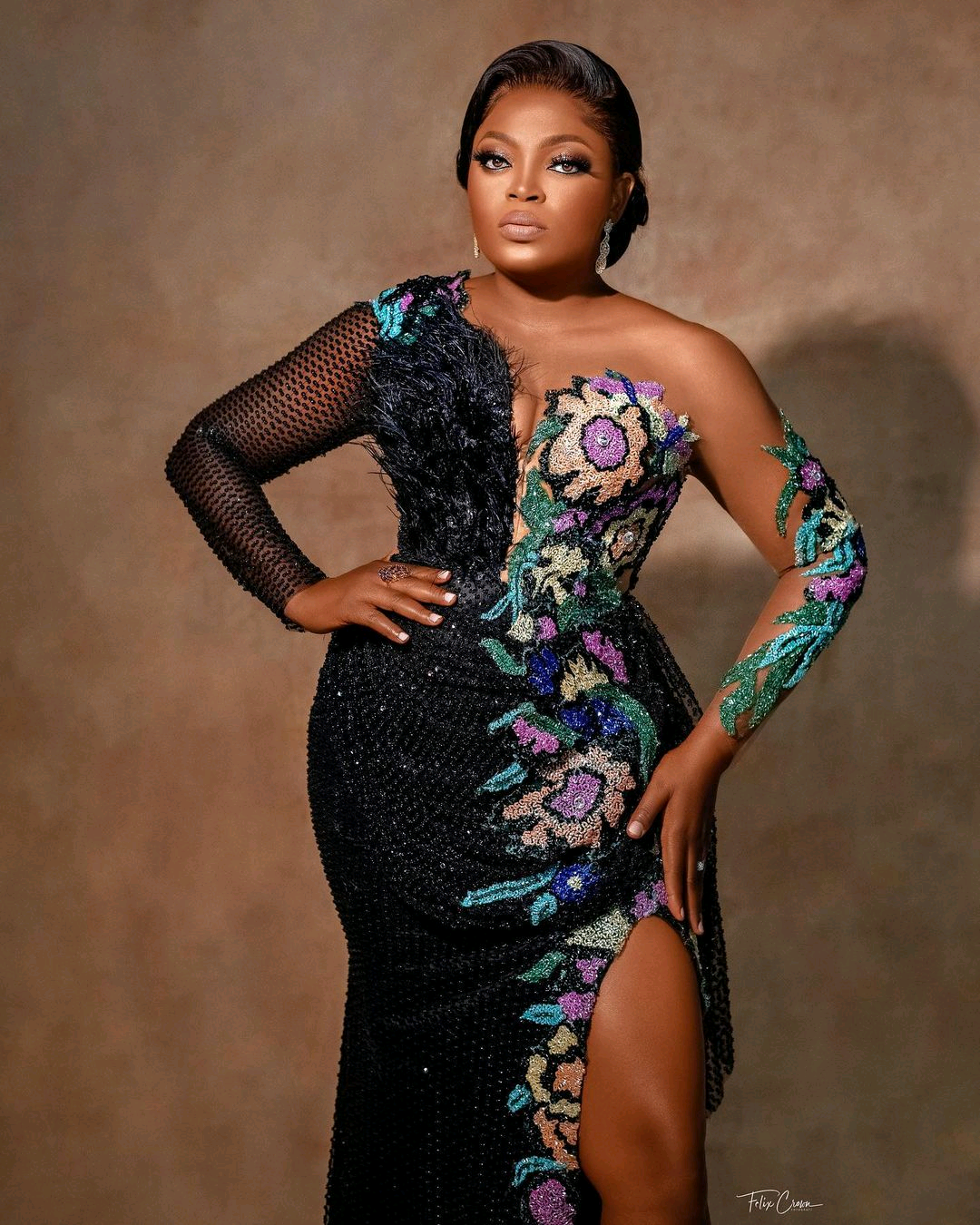 I Wish I Can Spend Money Without Working — Actress Funke Akindele