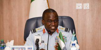 Amao Tasks Airmen On Delivery As NAF Graduates 27 Officers